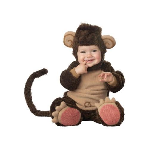 Unisex Baby Monkey Costume