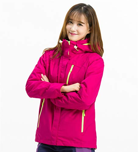 The Male and Female Stormtroopers Windproof and Waterproof Mountaineering ski Suits
