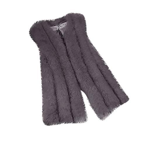 Caopixx Women Outwear Winter Jacket Warm Waistcoat Vest