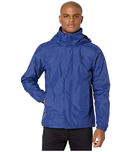 The North Face Men's Resolve 2 Jacket Flag Blue Small