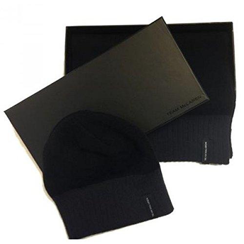 Team Mclaren Hat and Scarf Set