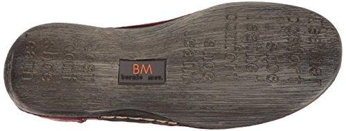 Bernie Mev Womens Wenco Mode Sneaker Rouge