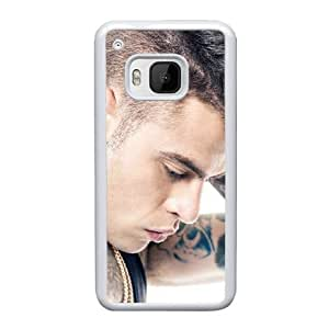 HTC One M9 Cell Phone Case White Fedez AS7YD3573416