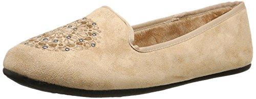 Daniel Green Women's Madge Slip-On Loafer, Tan, 10 M US