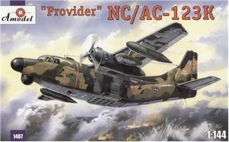Usaf Aircraft Provider - 1/144 NC/AC123K Provider USAF Aircraft