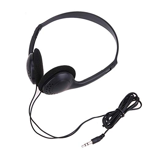 Price comparison product image Earphone for Tour Guide ANLEON MTG100 MTG-100 MTG200 MTG-200 Low Cost Classroom / Library Headphones