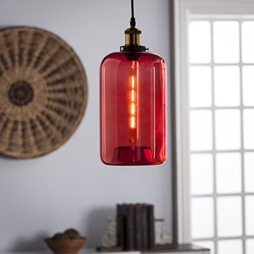 Harper Blvd Coralia Colored Glass Mini Pendant Lamp - (Colored Glass Pendant)