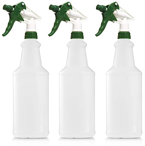 plastic cleaner bottles - 8