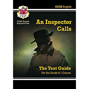 Grade 9-1 GCSE English Text Guide – An Inspector Calls (CGP GCSE English 9-1 Revision)Paperback – 4 Sept. 2002