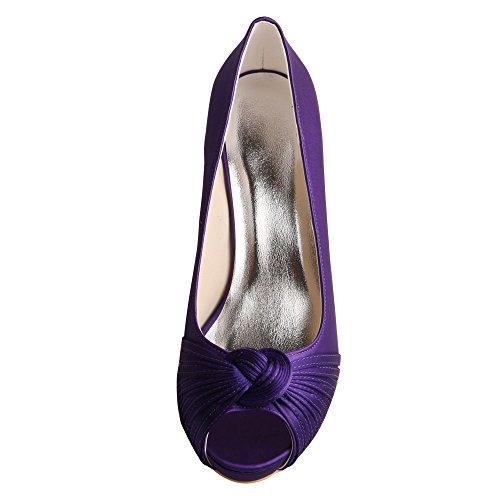 Wedopus - Zapatos con tacón mujer