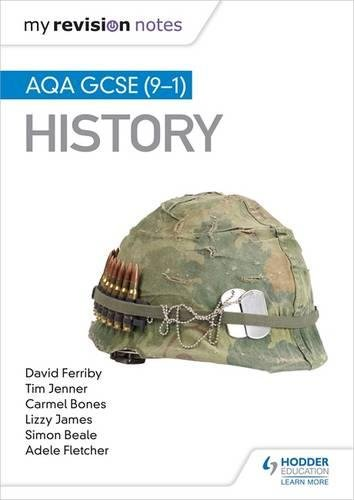 Price comparison product image My Revision Notes: AQA GCSE (9-1) History