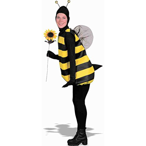 Bumble Bee Costume-Adult Standard (Fits Chest Size up to 42)