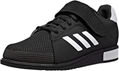 These men's weightlifting shoes give you the perfect platform for putting your skills into practice. They feature a specially engineered die-cut wedge midsole, along with heel support and an instep strap for outstanding stability. The durable...