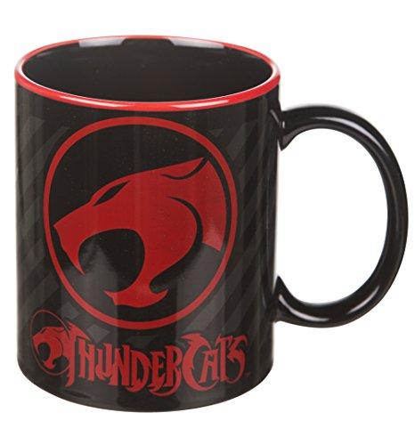 Black Classic Thundercats Logo
