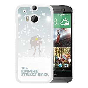 The Empire Strikes Back (2) Durable High Quality HTC ONE M8 Phone Case