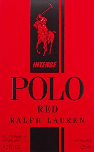 Ralph Lauren Polo Red Intense for Men 4.2 Oz Edp Spray By Ralph Lauren, 4.2 Fluid Ounce