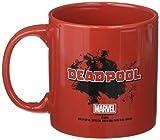 ICUP Marvel - Deadpool Icon 20oz. Red Ceramic Coffee Mug