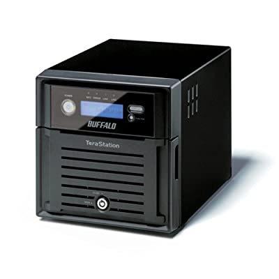 Buffalo TeraStation Duo 1.0 TB (1 x 1 TB) 2-Bay Network Attached Storage TS-WX1.0TL/1D