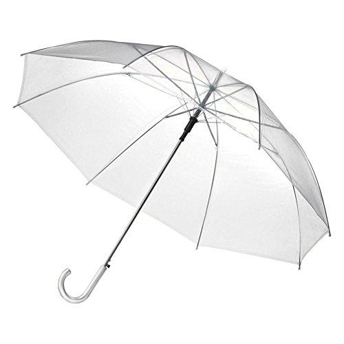 PanDaDa Shape Transparent Umbrella Brolly