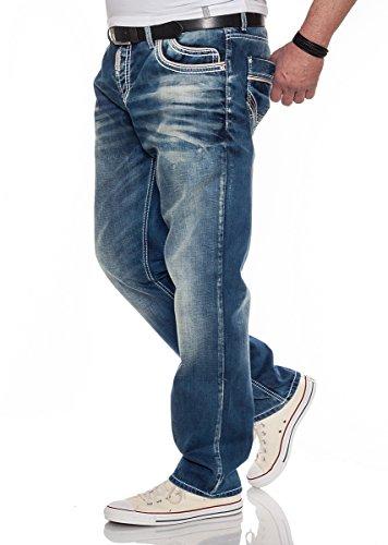 Jeans Femme Cipo Baxx Bleu Jeans amp; t8xXwqS