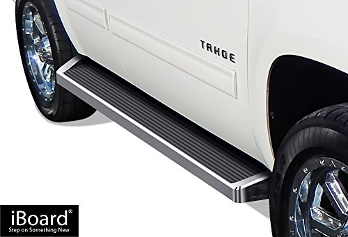 - APS iBoard Running Boards Style Custom Fit 2005-2019 Chevy Tahoe/GMC Yukon Sport Utility 4-Door (Excl. Z71 & Hybrid Models) & 2002-2006 Avalanche Crew Cab (Nerf Bars | Side Steps | Side Bars)
