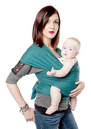 9197058e877 Moby Wrap Moderns 100% Cotton Baby Carrier
