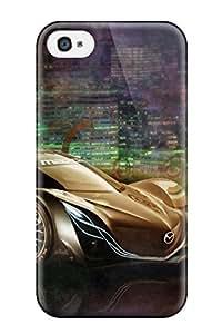2874711K54240384 For Iphone 4/4s Protector Case Mazda Phone Cover WANGJING JINDA