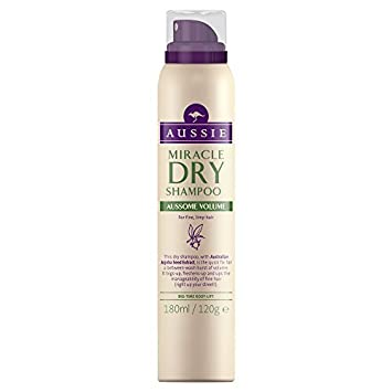 Aussie Miracle Dry Shampoo