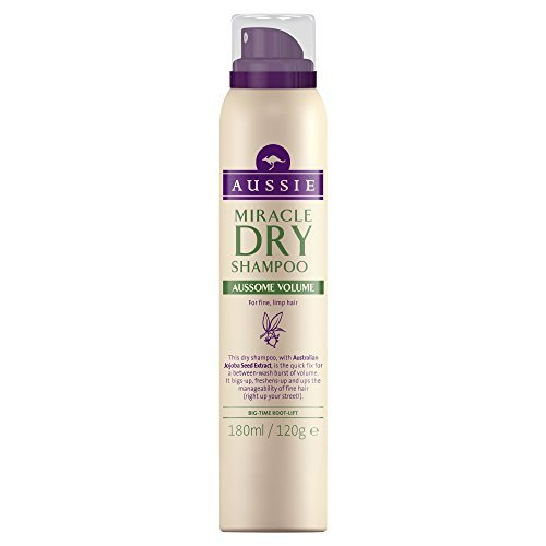 Aussie Miracle Dry Shampoo Aussome Volume 180 ml  - by Aussie by Aussie