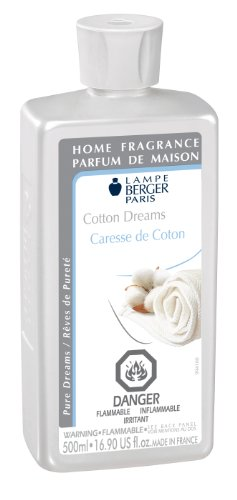 Lampe Berger Fragrance - Cotton Dreams , 500ml / 16.9 fl.oz.