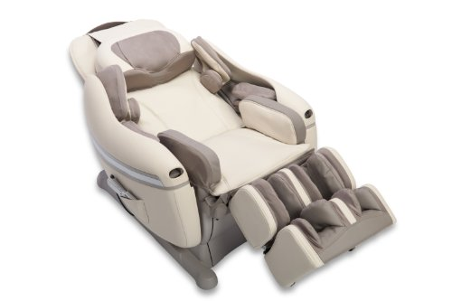Inada Sogno Dreamwave Massage Chair, Creme