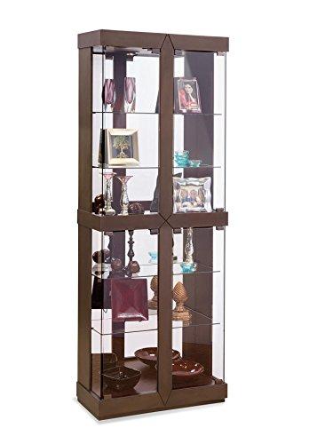 Philip Reinisch Rohe I Curio Cabinet I, Espresso Finish