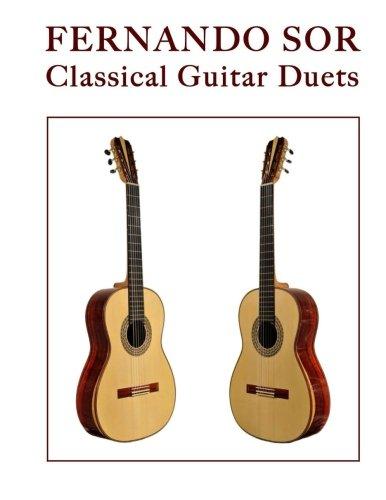 Fernando Sor Classical Guitar Book - Fernando Sor: Classical Guitar Duets