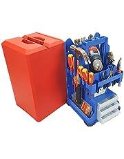Gereedschapskist Tbox 400 Posso originele versie blauw rood