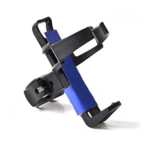HOOPEN Cycle Bicycle Water Bottle Holder Rack Cage Bracket Cycling Drink Bottle Mount Carrier Handlebar Component Support ()