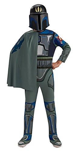 Star Wars Clone Wars Pre Vizsla Trooper Child Costume - Medium (8-10) ()