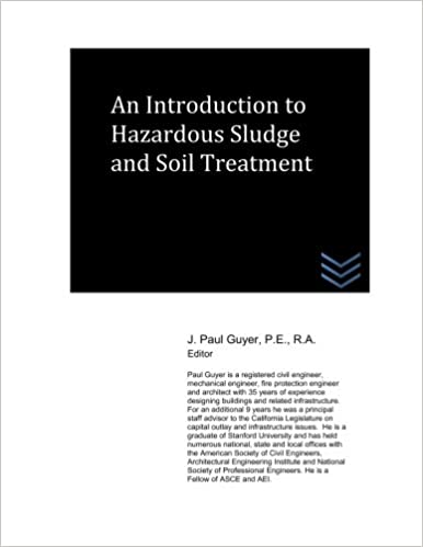 An Introduction to Hazardous Sludge and Soil Treatment