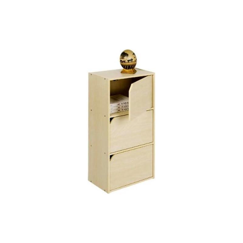 furinno-11206sbe-pasir-3-tier-bookcase