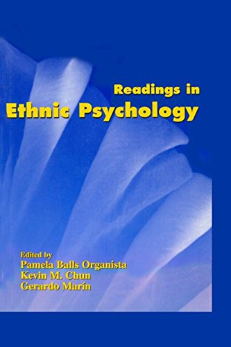 Readings in Ethnic Psychology