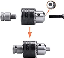 "Accessory Drill Chuck Replacement 1//2/"" 1//2/""-20UNF Screwdriver Impact Driver New"