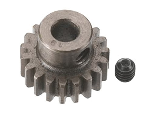 Robinson Racing Hard 5MM BORE(.8) Pinion 19T 8719
