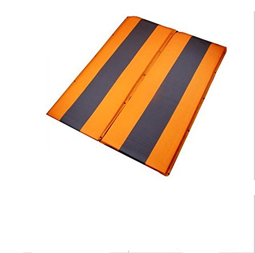 MHGAO Single automatic inflatable outdoor picnic mats/moisture/thickening/widening
