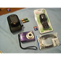 Kodak EasyShare C913 9.2MP 3x Optical/5x Digital Zoom Camera (Purple) Noticeable Review Image