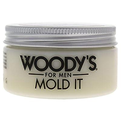 Woody's Mold It Matte Paste