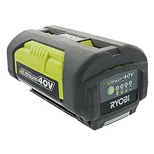 Ryobi OP4026A Genuine OEM 40V High-Capacity Lithium Ion Battery w/ Onboard Fuel Gauge