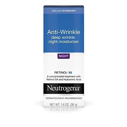 Buy non comedogenic night moisturizer
