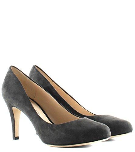 Peter Kaiser - Zapatos de vestir de ante para mujer gris