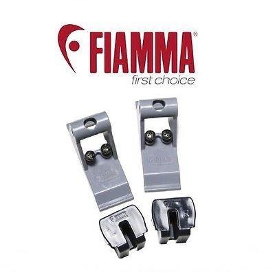 98655-897 Fiamma Anbringungskit Clip System fr Rapid Set F45S