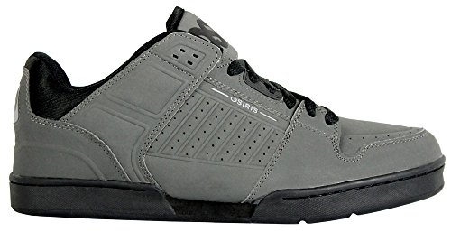 Shoes black Skateboard Xpd Protocol Osiris Charcoal pCTqwn6