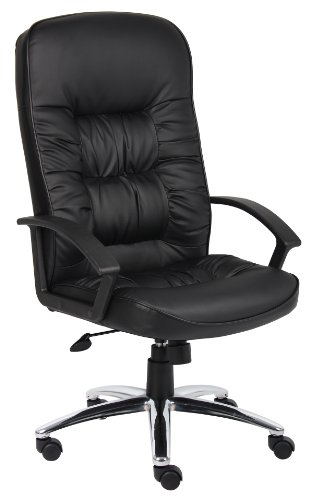 boss-office-products-b7301c-high-back-leatherplus-chair-with-chrome-base-in-black